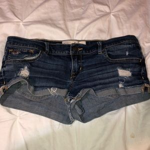 Low-rise Hollister Shorts